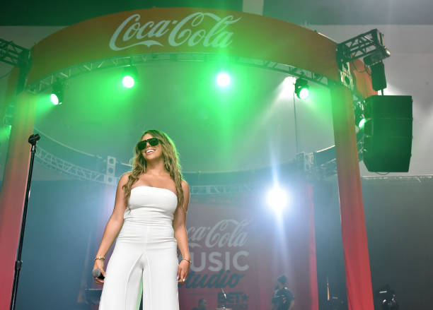 CA: 2019 BET Experience - Coca-Cola Music Stage - Day 2