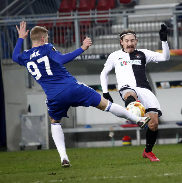 AUT: Wolfsberger AC v Dinamo Zagreb: Group K - UEFA Europa League