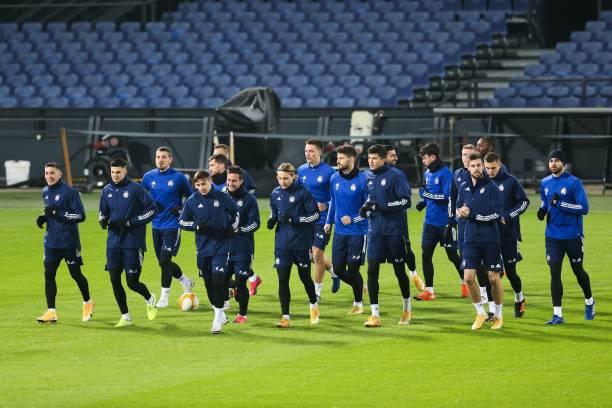 NLD: Feyenoord v Dinamo Zagreb: Group K - UEFA Europa League