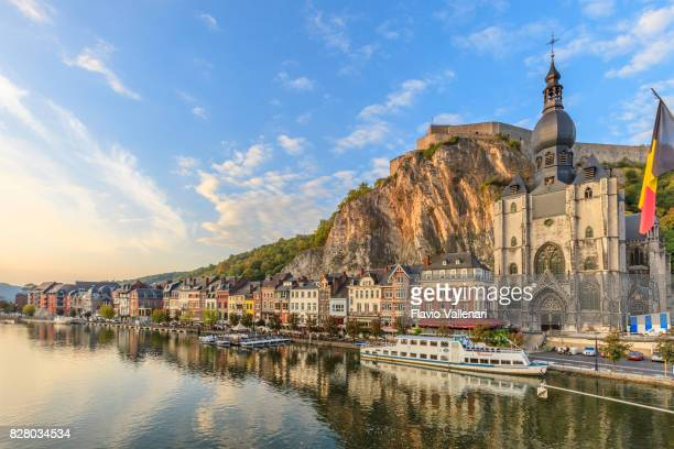 dinant, belgium - belgian culture stock pictures, royalty-free photos & images