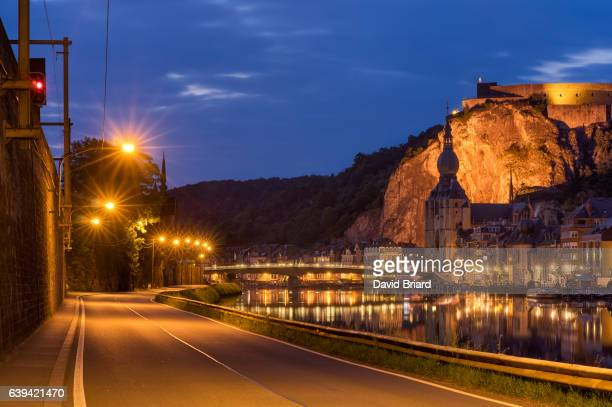 dinant - briard stock photos and pictures