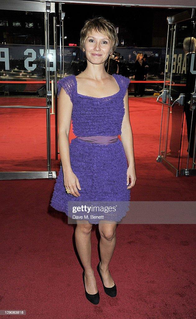 360 - Opening Night Gala: 55th BFI London Film Festival - Inside Arrivals