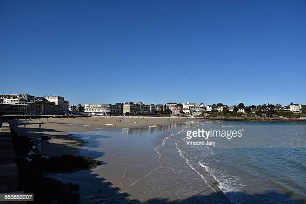dinard - atlantic coast conference stock pictures, royalty-free photos & images