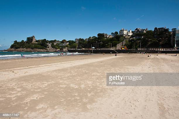 Dinard - The Beach of Elegance