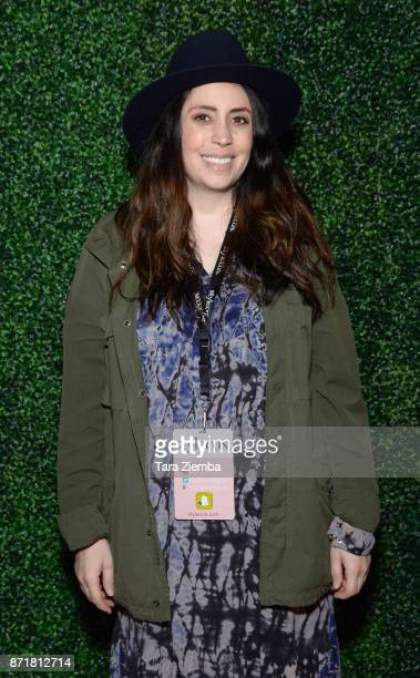 Dineh Mohajer attends Stylecon OC at OC Fair and Event Center on November 4 2017 in Costa Mesa California