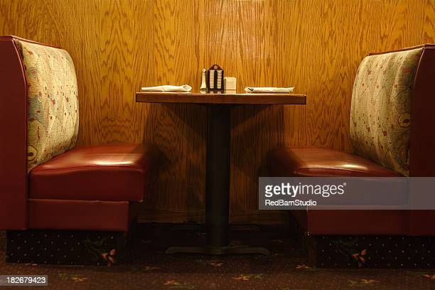 diner table - diner stock pictures, royalty-free photos & images
