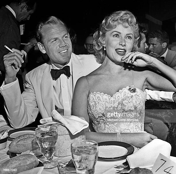Diners at Ciro's nightclub, a famous watering hole for the Hollywood elite along the Sunset Strip, on August 29 in Hollywood, California.