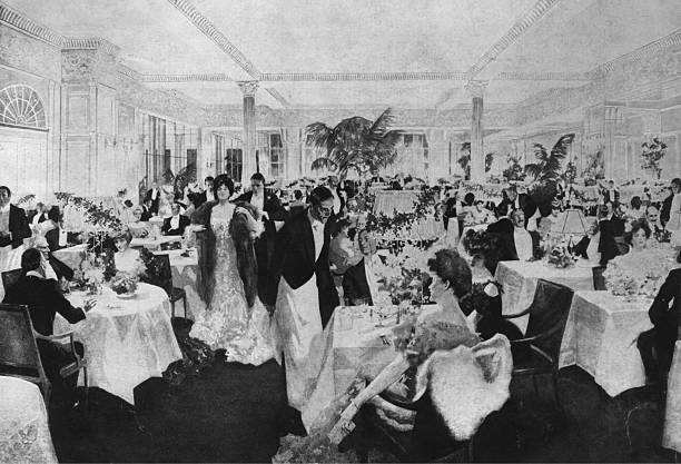 Dining At The Savoy