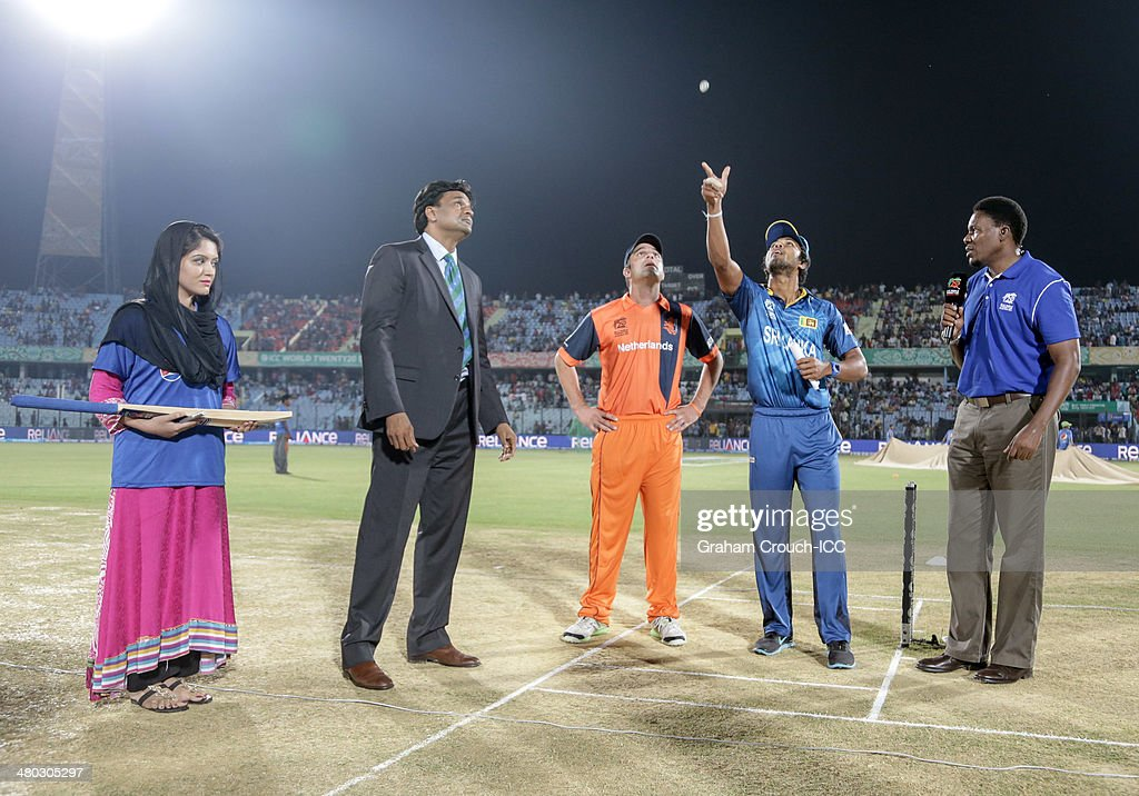 Sri Lanka v Netherlands - ICC World Twenty20 Bangladesh 2014