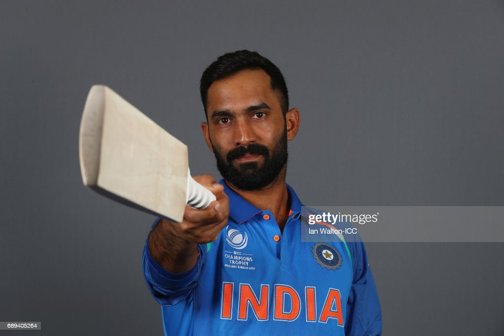 ICC Champions Trophy - India Portrait Session