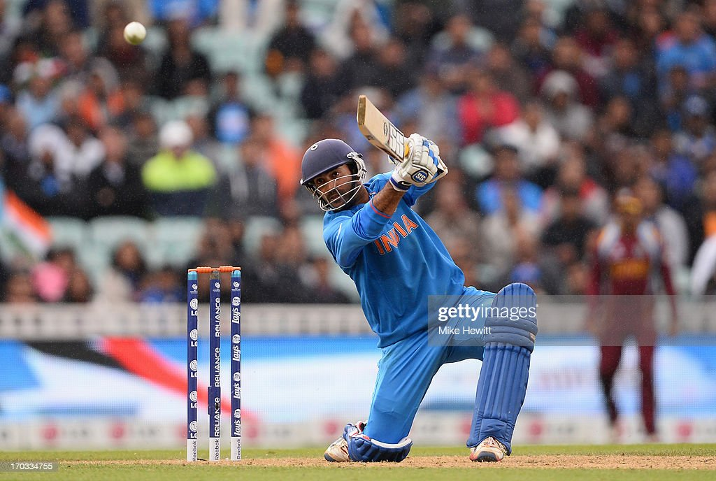 India v West Indies: Group B - ICC Champions Trophy : News Photo