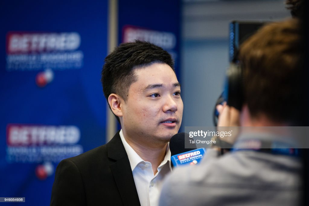 2018 World Snooker Championship - Media Day