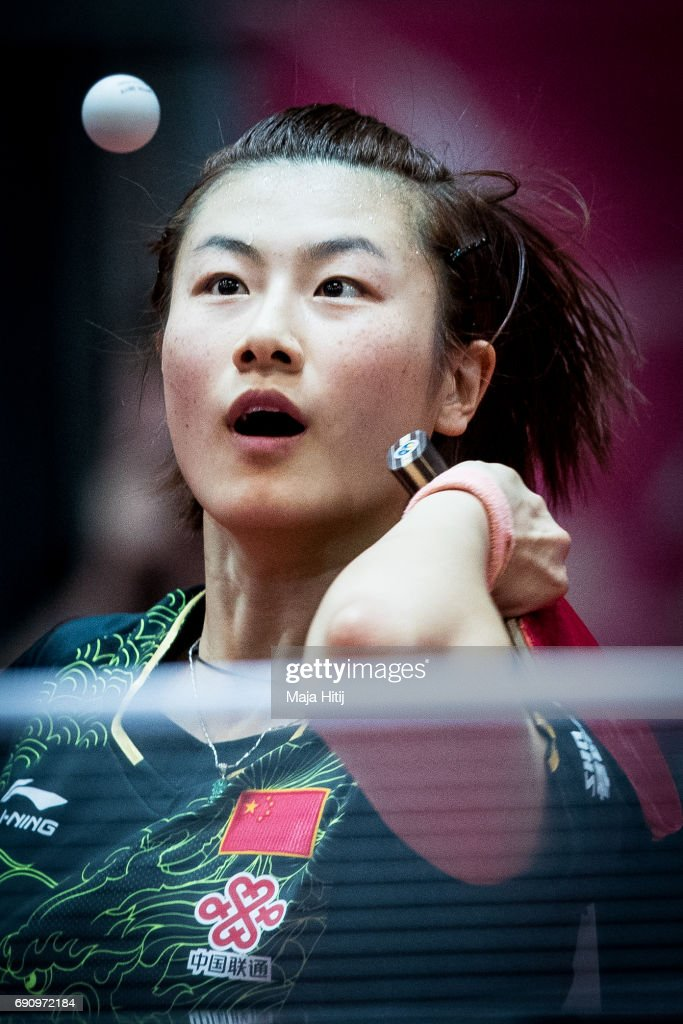 Table Tennis World Championship - Day 3