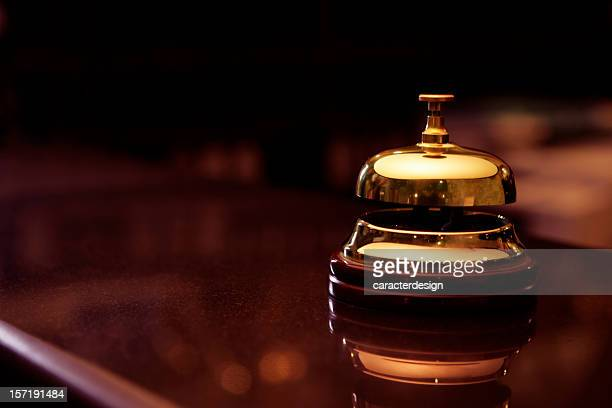ding! - bell stock pictures, royalty-free photos & images