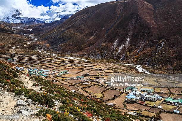 Dingboche, Khumbu, Nepal