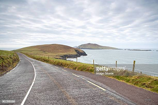 Dingle peninsula near slea head