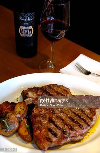DINING28BOULDER CO Dining at Radda Trattoria at 1265 Alpine Ave in Boulder Bistecca alla Fiorentina