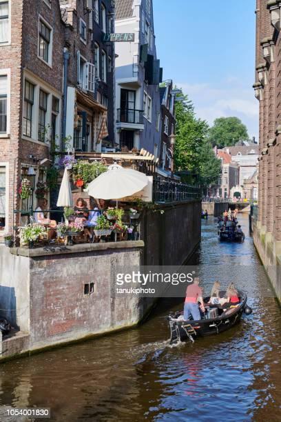Dineren in Amsterdam