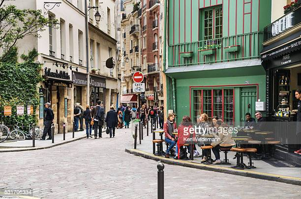 Dining in the Latin Quarter