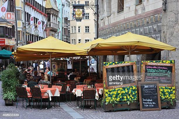 Dining Outdoor in Innsbruck