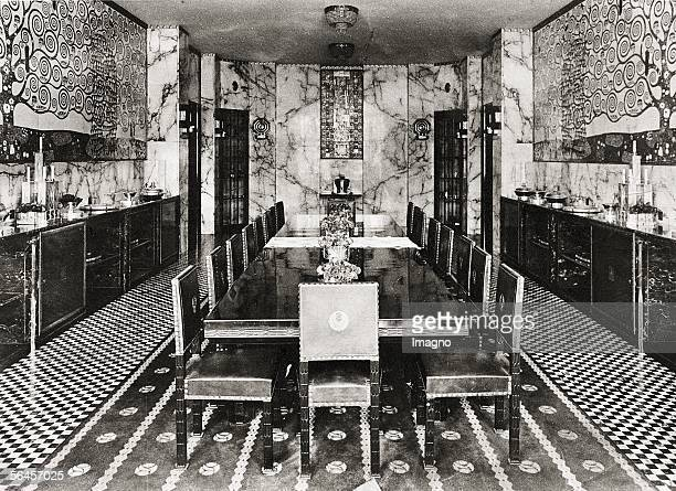 Palais Stoclet Dining Room
