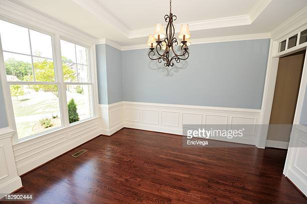 dining room - nook architecture stock pictures, royalty-free photos & images