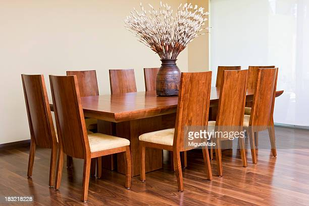 dining room - furniture stock pictures, royalty-free photos & images