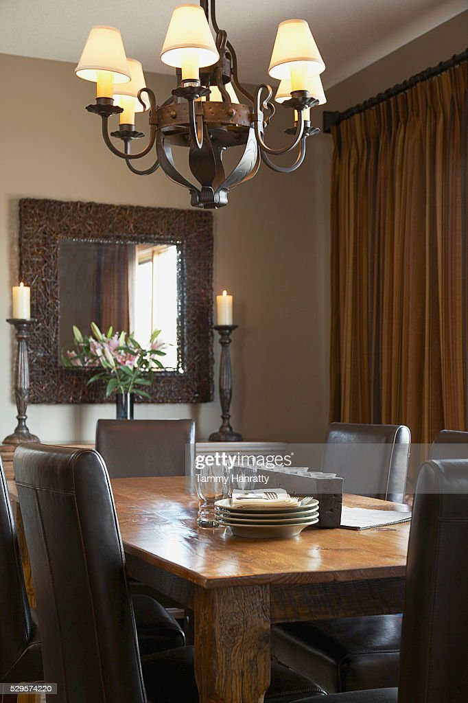Dining room : Stock-Foto