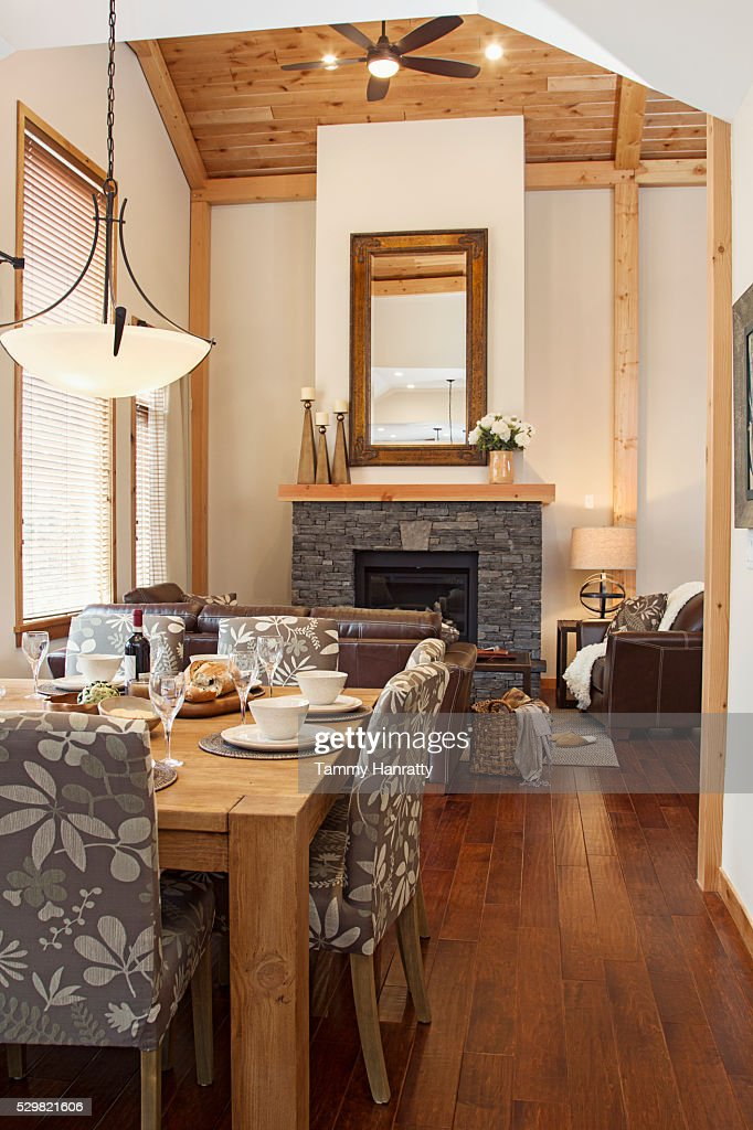 Dining room : Stock Photo