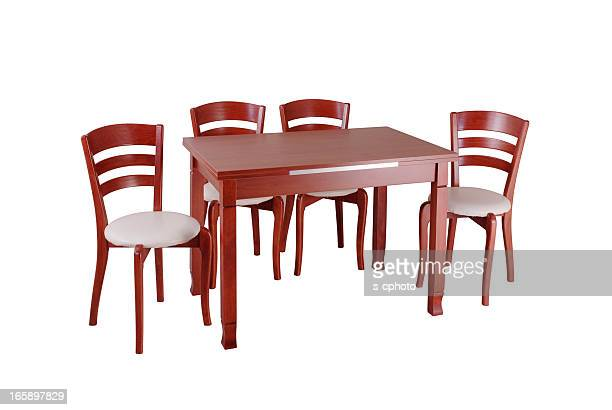Dining Table And Chairs (Click for more)
