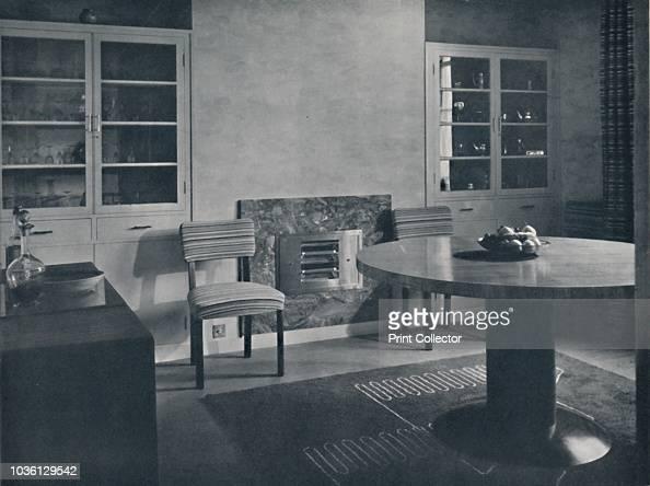 Dining Room For A House In Highgate Village London Architect C H Nachrichtenfoto