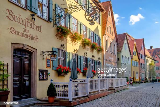 Dinkelsbühl Old Town (Bavaria, Germany)