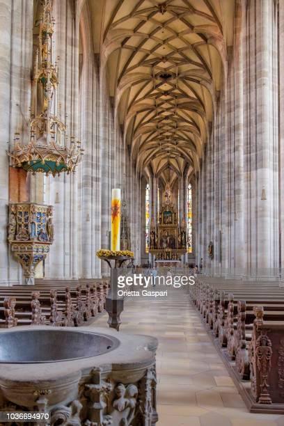 Dinkelsbühl, St. George's Minster (Bavaria, Germany)