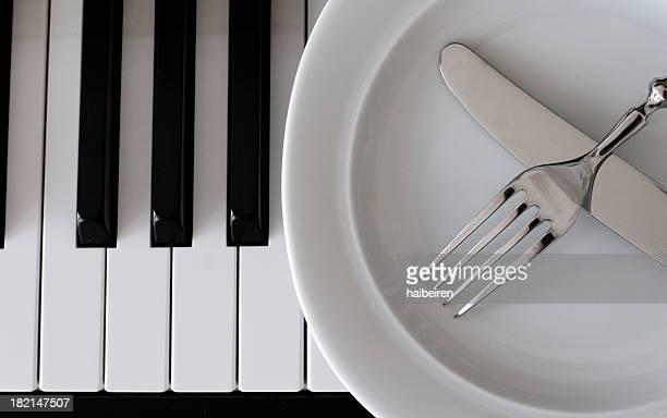 Jantar e música
