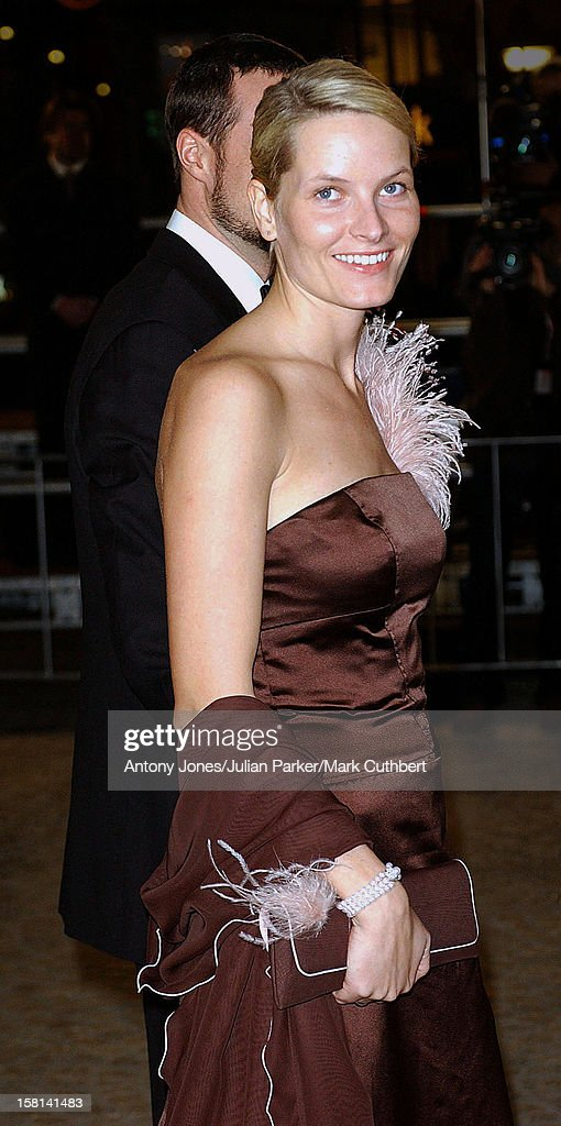 Dinner And Party At The Royal Palace, Amsterdam For The Forthcoming Wedding Of Crown Prince Willem-Alexander & Maxima Zorreguieta. Prince Haakon & Princess Mette-Marit .