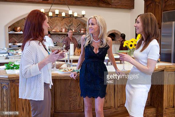 HILLS 'Dinner at Camille Grammers' Pictured Camille Grammer and guests