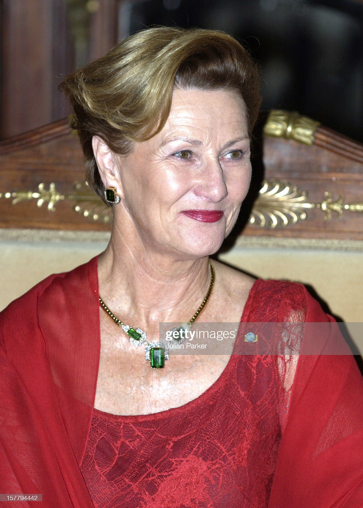 Norwegian State Visit To Brazil : News Photo