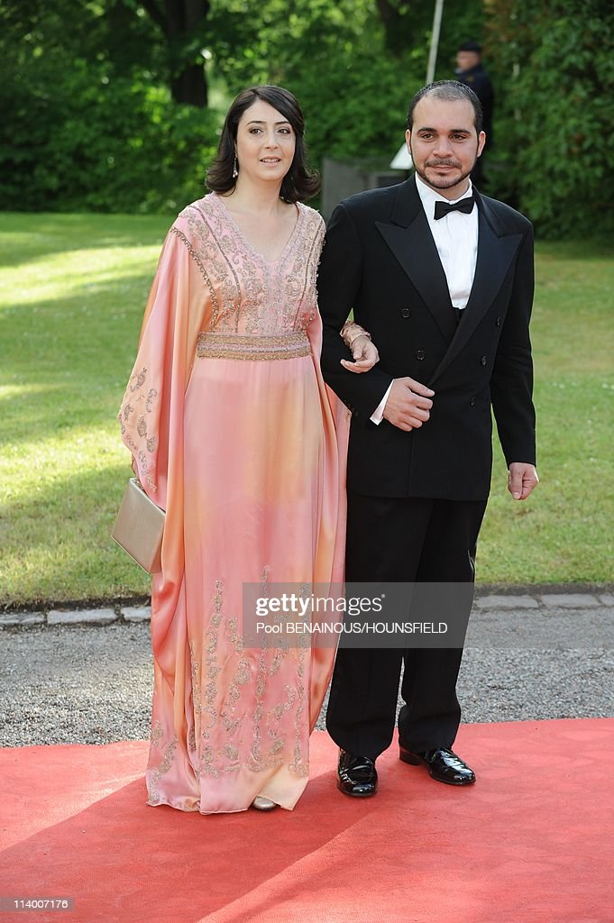 Dinner hosted by the governement of Sweden in Honor for the wedding of H.R.H. Crown Princess Victoria of Sweden and Daniel Westling In Stockholm, Sweden On June 18, 2010- : News Photo