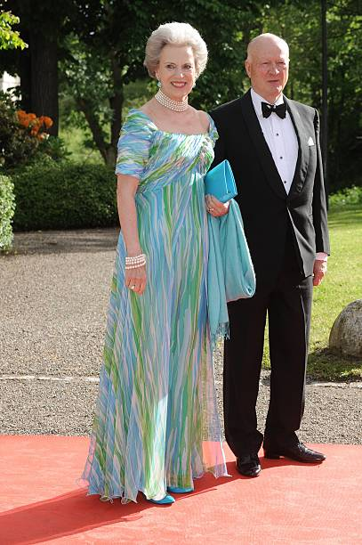 Dinner hosted by the Swedish government of in honour of Her Royal ...