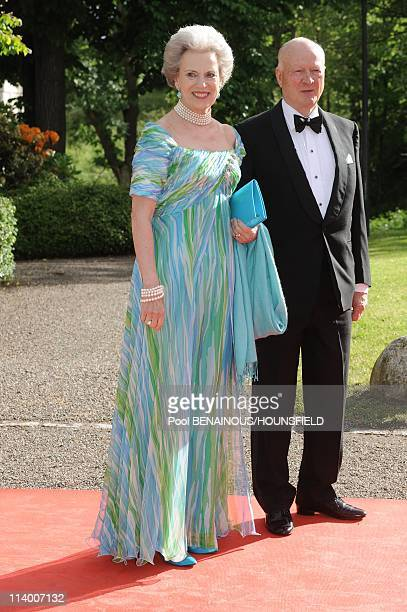Dinner hosted by the Swedish government of in honour of Her Royal Highness Crown Princess Victoria of Sweden and Daniel Westling Mr Daniel Westling...