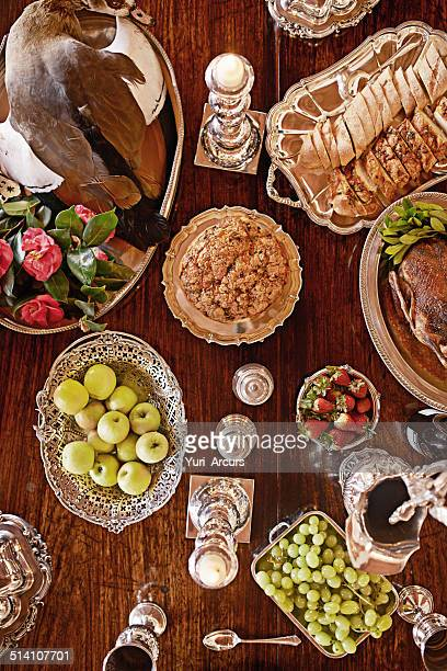 dinner is served - royal stock photos and pictures