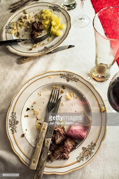 Dinner leftovers