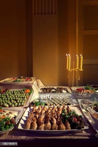 Dinner party at Tallinn House of Blackheads Mustpeade Maja