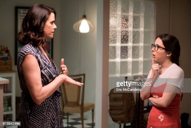 TOGETHER Dinner Party When Esther invites a lesbian couple from her building over for a dinner party to convince them to become her mentors Benji has...