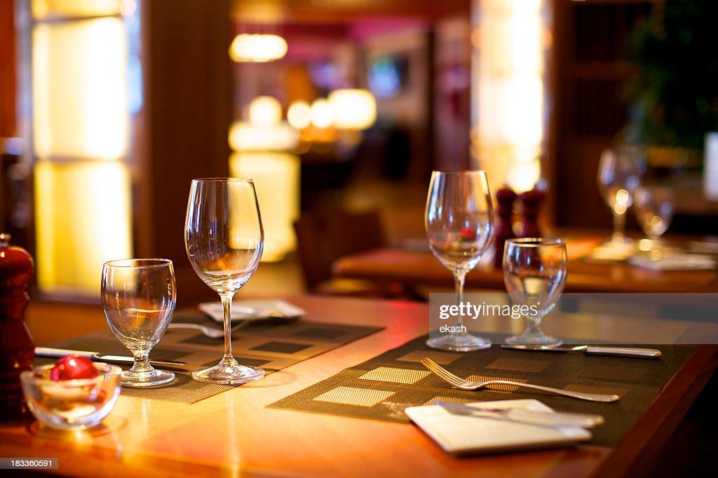 table pour dîner : Photo
