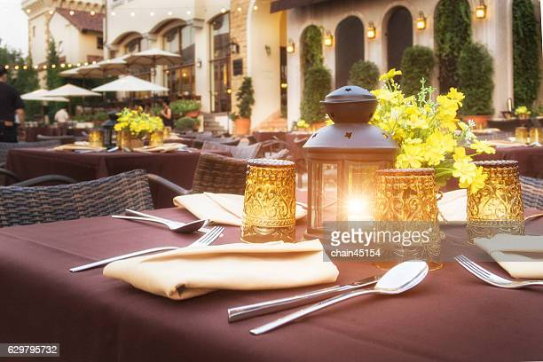 dinner table - arranging stock pictures, royalty-free photos & images