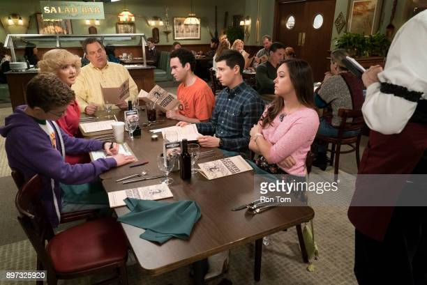 GOLDBERGS 'Dinner With The Goldbergs' Erica warns Geoff about going to dinner with her family to celebrate her birthday but he insists Upon arrival...