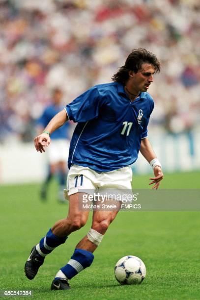 Dino Baggio, Italy