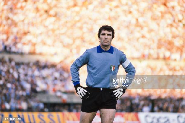 Dino Zoff of Italy during the Euro 1980 match between England and Italy at Delle Alpi Stadium, Turin, Italy, on June 15th 1980 (Photo : Icon Sport