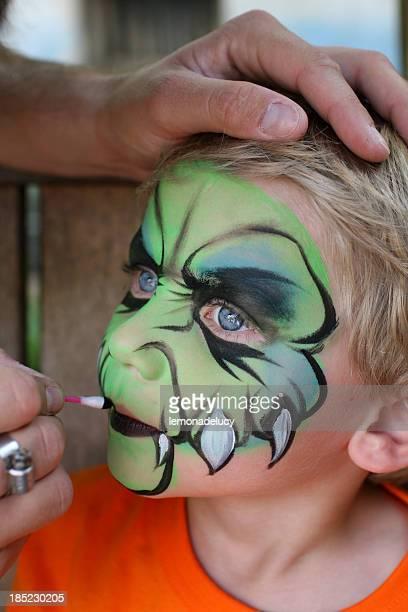 Dinosaur Monster Kid